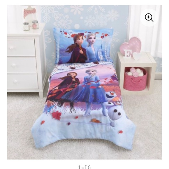 Disney Other - Frozen toddler bed set